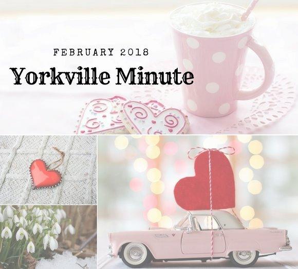 Yorkville Minute 2/1/18