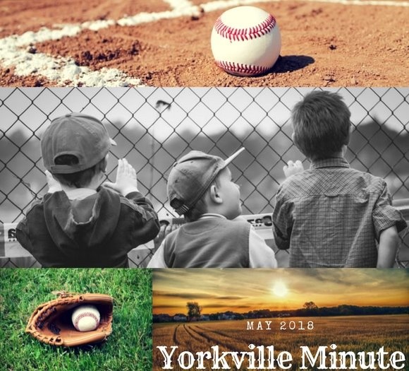 The Yorkville Minute Newsletter - May 1, 2018 Edition