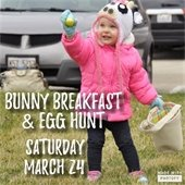 Bunny Breakfast & Egg Hunt