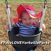 #YWeLOVEYorkvilleParks